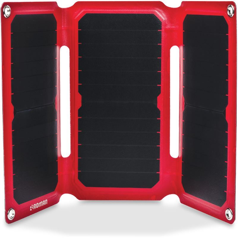 Picture of Roman PWRGRID 20W Solar Charger Kit