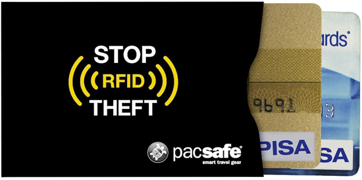 Picture of Pacsafe RFIDsleeve 25 Credit Card Sleeve (2pk)