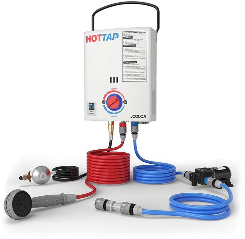 Joolca Hottap Outing Portable Water Heater