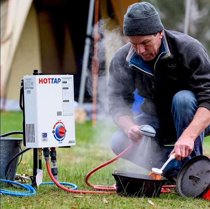 Picture of Joolca Hottap Outing Portable Water Heater