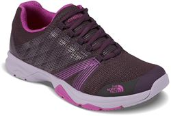 TNF Litewave Ampere II Wmn's Shoe Galaxy Purple Wild Aster Purple