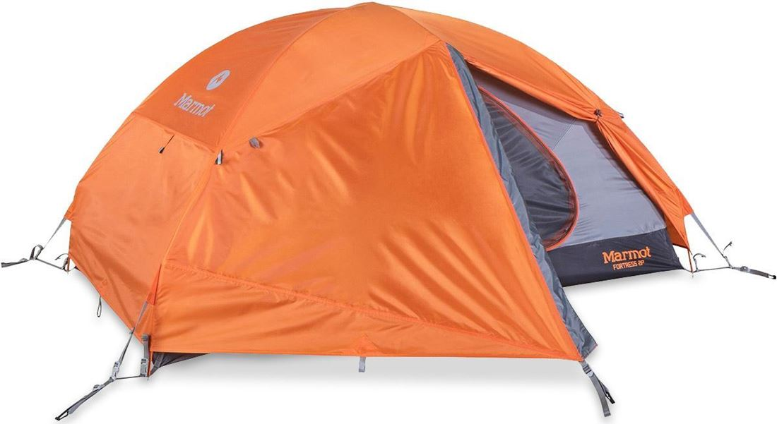 Marmot Fortress 2P Hiking Tent