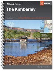 Hema The Kimberley Atlas & Guide