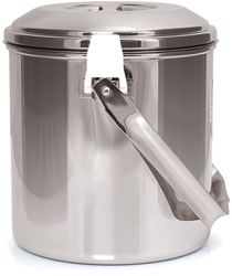 Campfire Billy - Stainless Steel 12cm/ 1.4L
