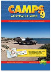 Camps Australia Wide Camps 9 Guide Book