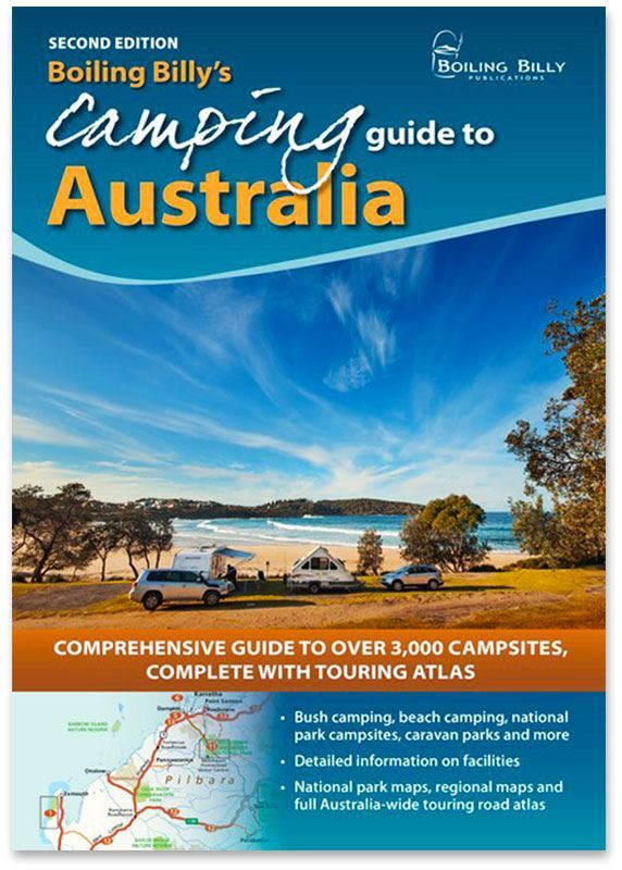 Boiling Billy Camping Guide to Australia