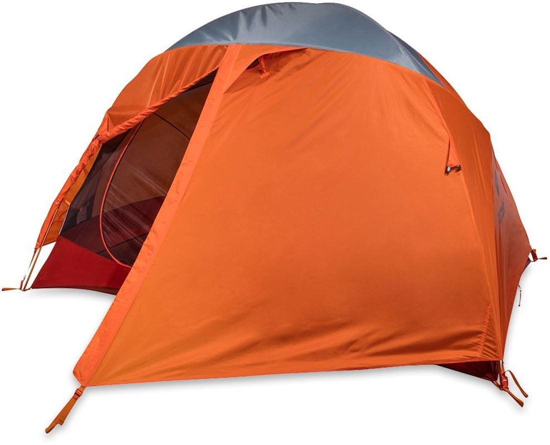 Marmot Midpines 4 Person Family Hiking Tent