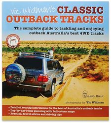 Vic Widman's Classic Outback Tracks Guidebook