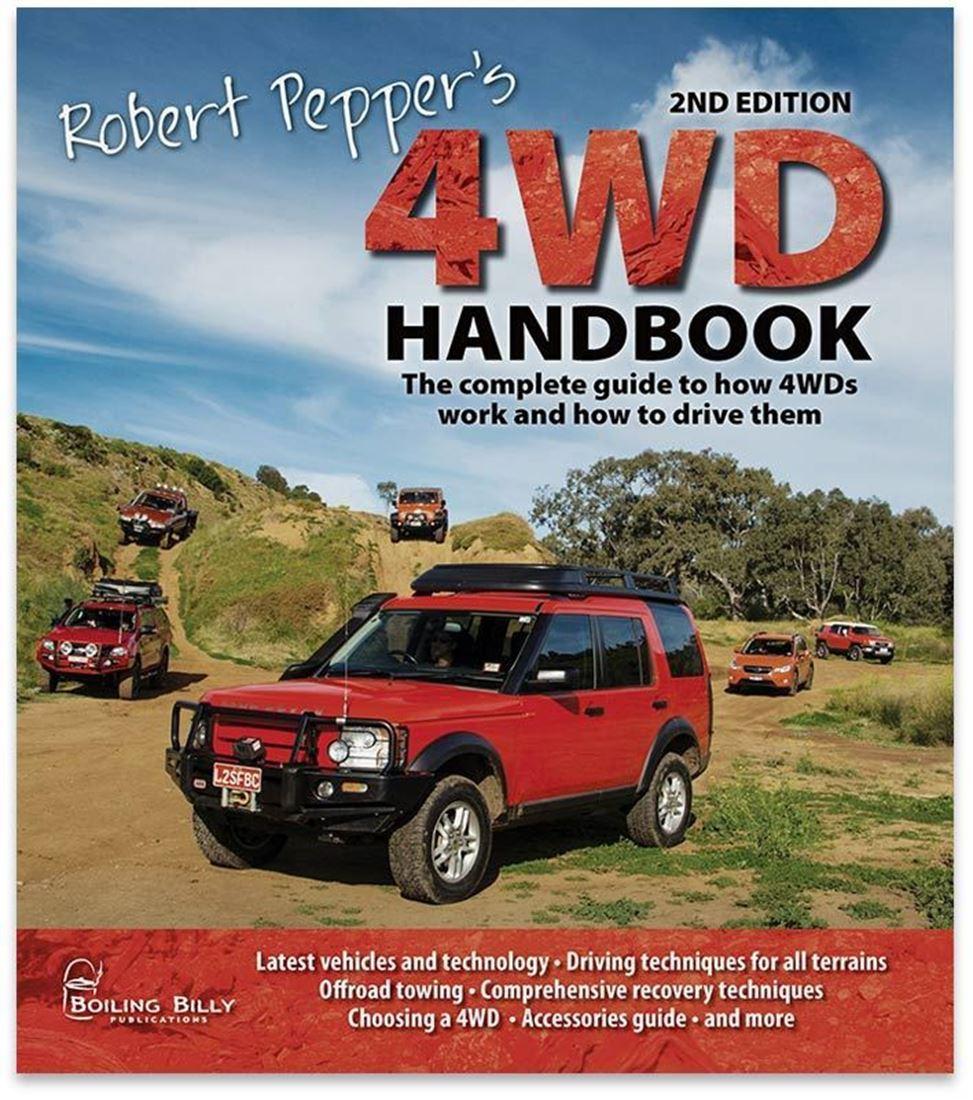 Boiling Billy Robert Peppers 4WD Handbook
