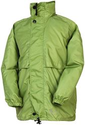Rainbird Stowaway Kids Jacket Tahitian Lime
