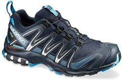 Salomon XA Pro 3D GTX Men's Shoe US 8 Navy Blazer Hawaiian Ocean Dawn Blue