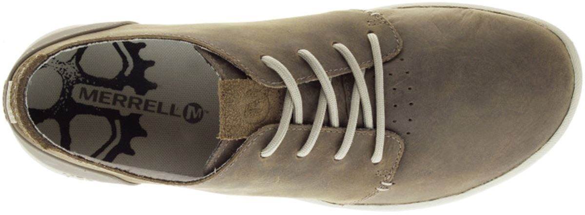Merrell Freewheel Lace Men's Shoes Cloudy Pig Suede