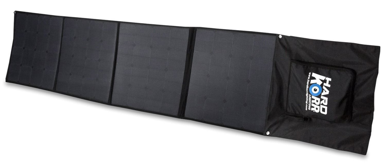Korr 200W Flexible Folding Solar Mat with Crocskin