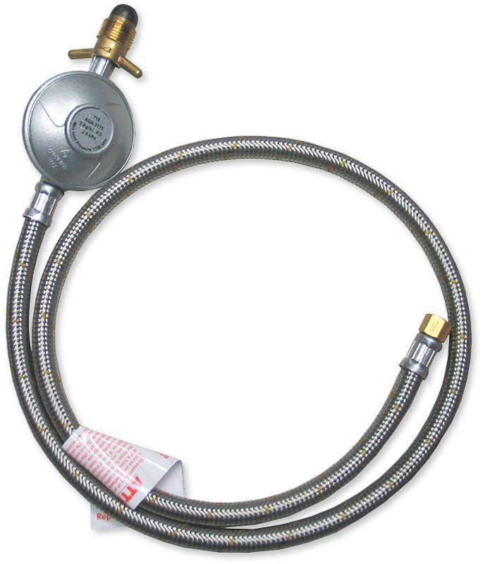 "Outdoor Connection Gas Hose Braid 1/4"" BSP To POL"