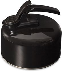 Campfire Whistling Stove Kettle 2L - Black