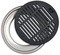 Ozpig Char-Grill Plate & Drip Tray