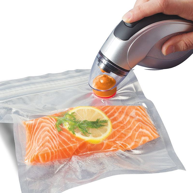 Picture of Travel Chef 12V Rechargeable Vacuum Sealer