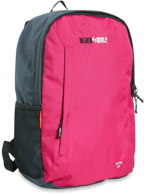 Black Wolf Hype 30 Backpack Magenta