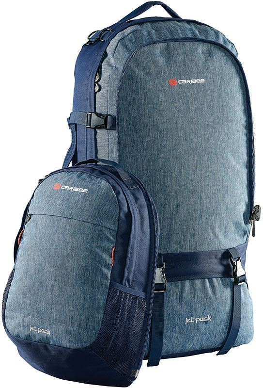 Caribee Jet Pack 75L Travel Pack