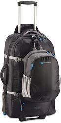 Caribee Fast Track 75 VI Wheeled Travel Pack Black
