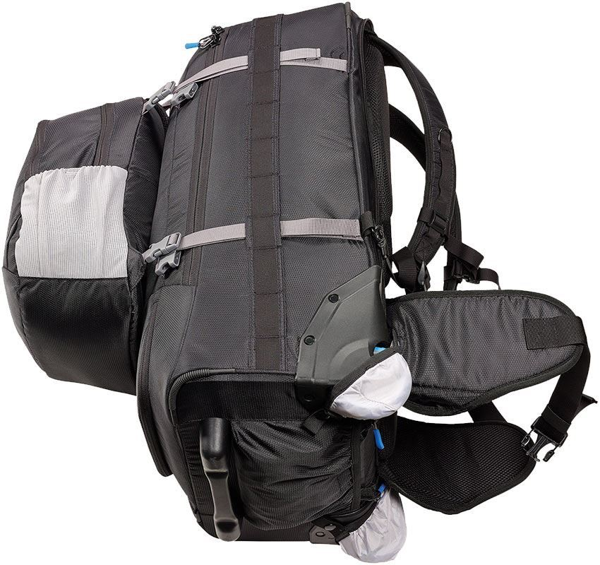 Picture of Caribee Fast Track 85 VI Wheeled Travel Pack