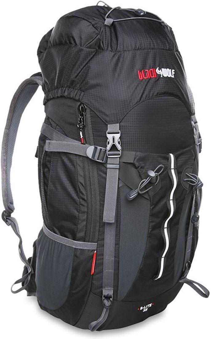 Black Wolf B-Lite 35 Backpack Black