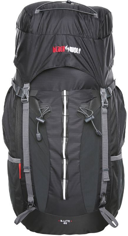 Black Wolf B-Lite 55L Backpack
