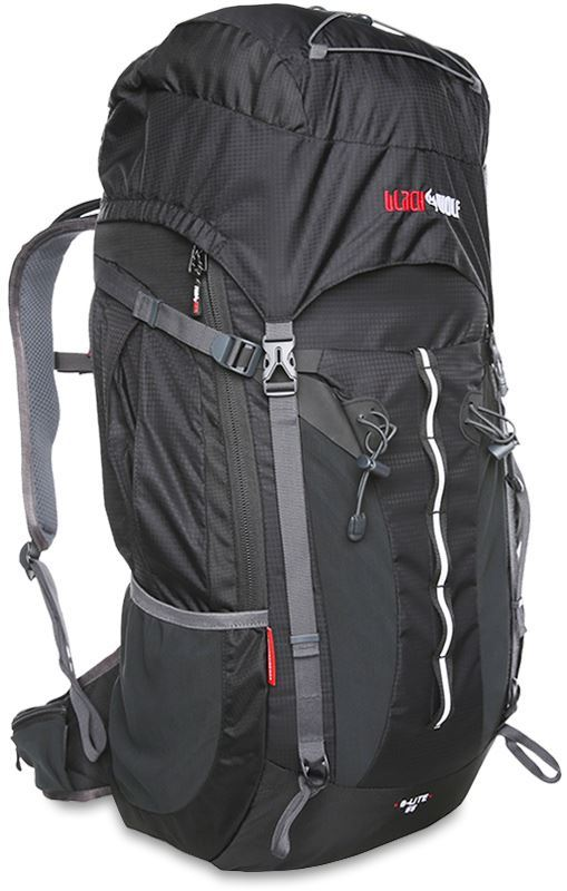 Black Wolf B-Lite 55 Backpack Black