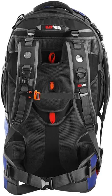 Black Wolf Cedar Breaks 75L Travel Pack - Harness
