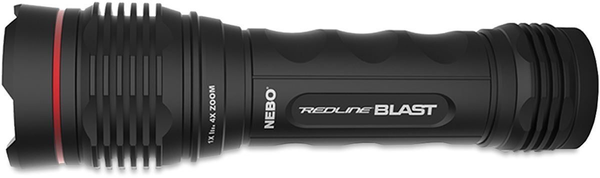 Nebo Redline Blast Waterproof Flashlight
