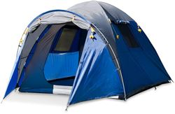 Outdoor Connection Breakaway 4V Dome Tent Blue