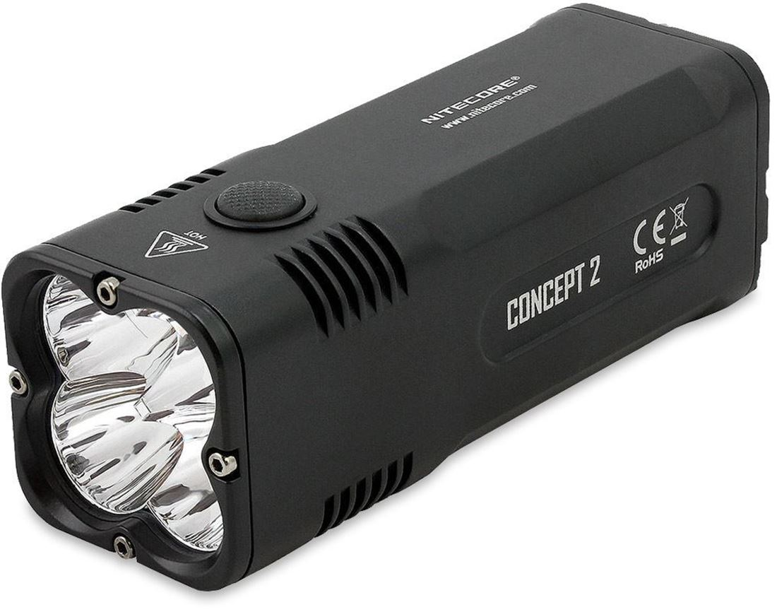 Nitecore Concept 2 Rechargeable Flashlight