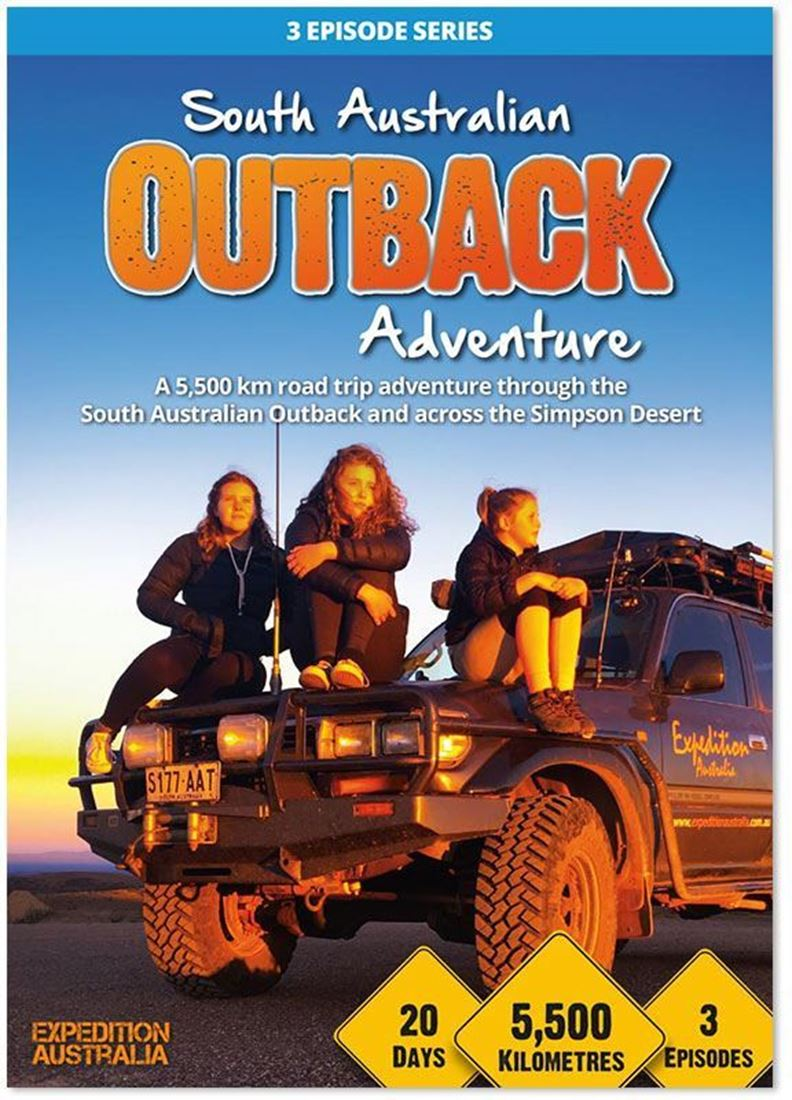 Expedition Australia South Australian Outback Adventure DVD