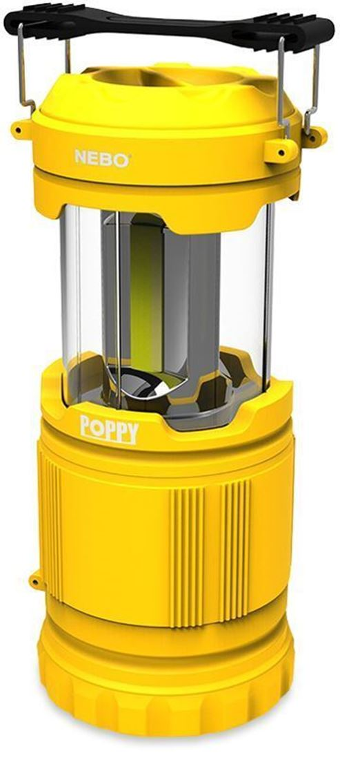 Nebo Poppy Lantern + Flashlight