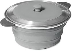 Popup Stock Pot 2.6L Grey