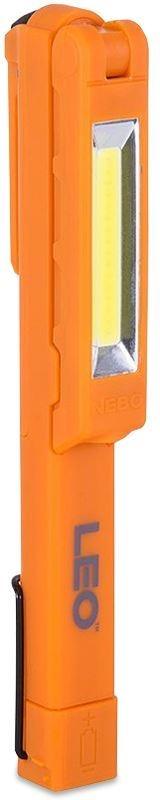 Nebo LEO Work Light + Spot Light - Orange