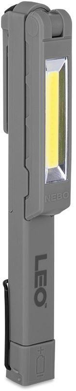 Nebo LEO Work Light + Spot Light - Grey