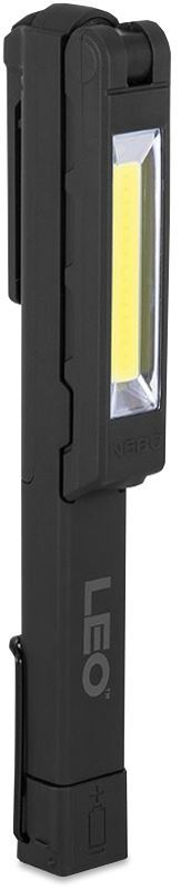 Nebo LEO Work Light + Spot Light - Black