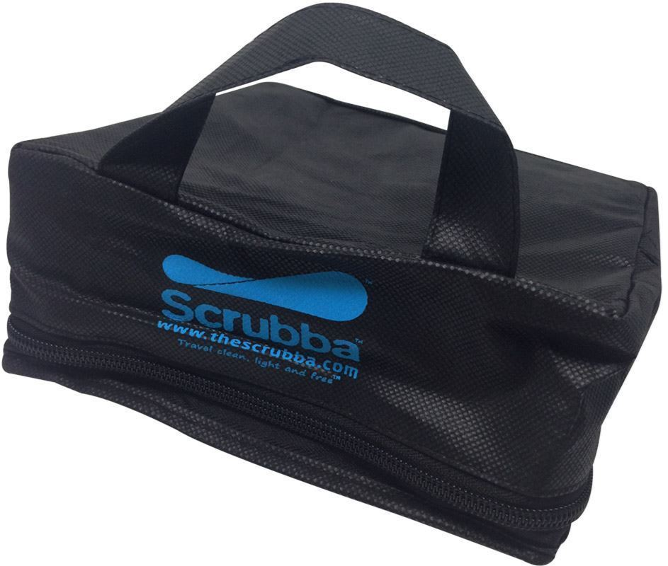 Scrubba Wash Bag & Dry Kit