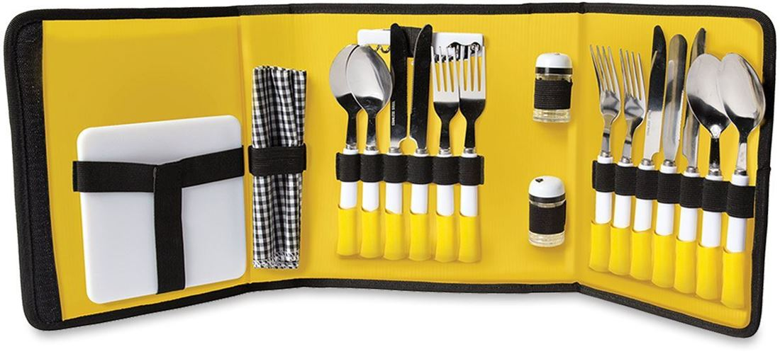 Havasac 4 Person Cutlery Pack