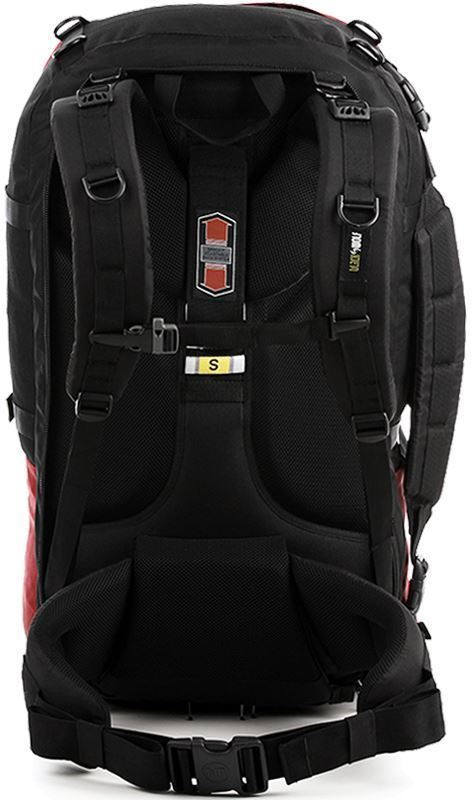 Black Wolf Cancun 70L Travel Pack - Harness