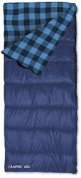Roman Camper 400 Sleeping Bag Blue