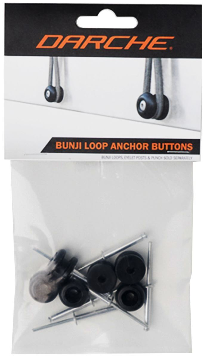 Picture of Darche Bunji Loop Anchor Buttons 6Pk