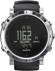 Suunto Core Brushed Steel Outdoor Watch