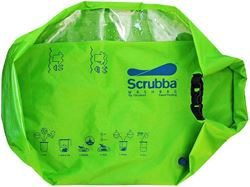 Scrubba Wash Bag - Green