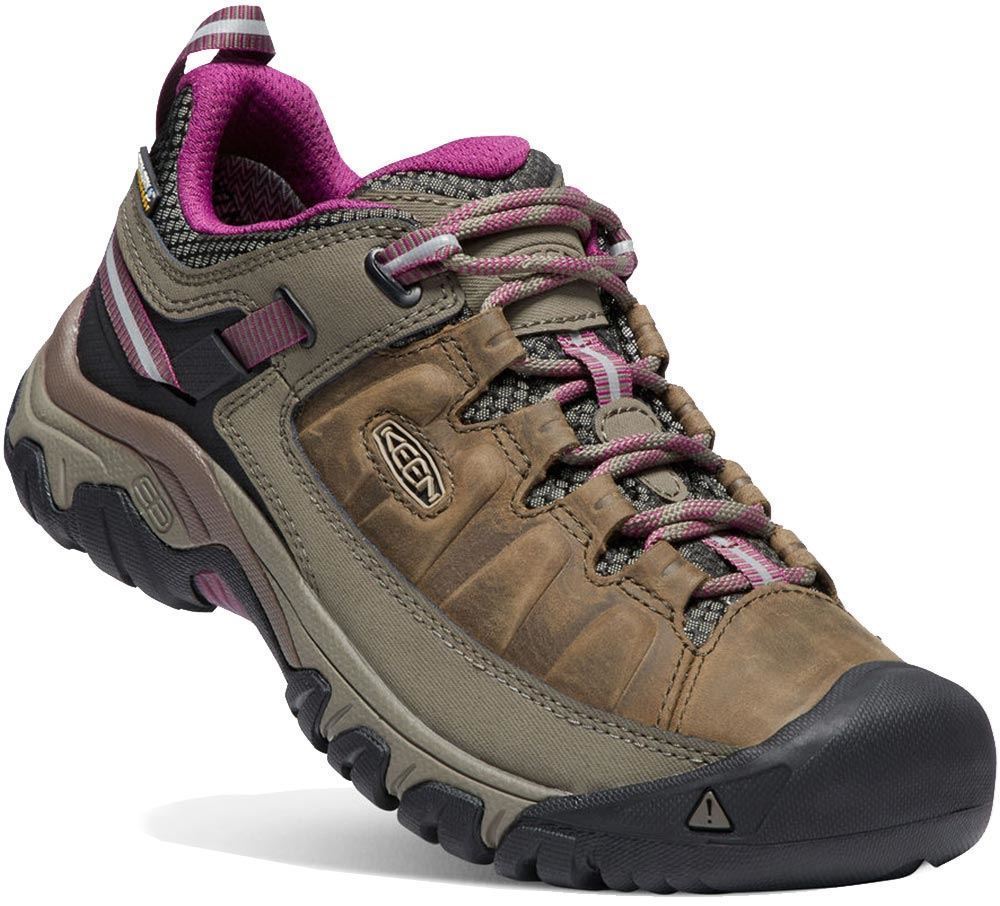 Keen Targhee III WP Wmn's Shoe Weiss Boysenberry