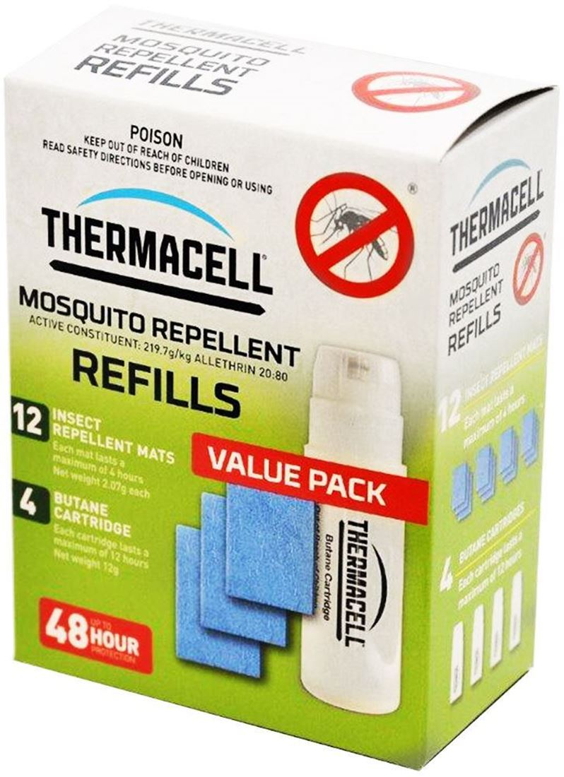 Thermacell Mosquito Repellent Refills 48 Hour