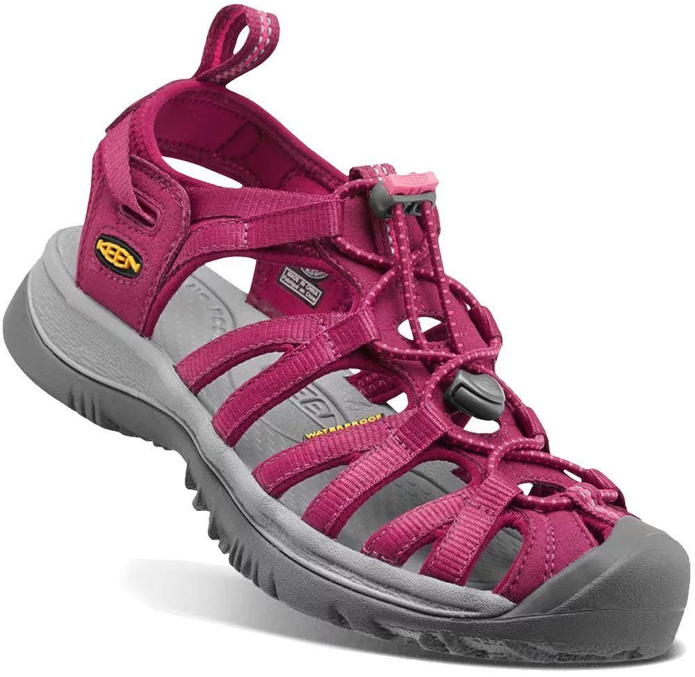 Keen Whisper Women's Sandal - Beet Red