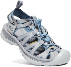 Keen Whisper Sandal Blue Shadow Alloy