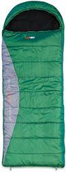 Black Wolf 3D 500 Sleeping Bag Green